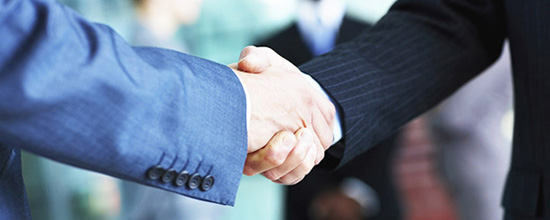infor swiftpage saleslogix acquisition handshake deal