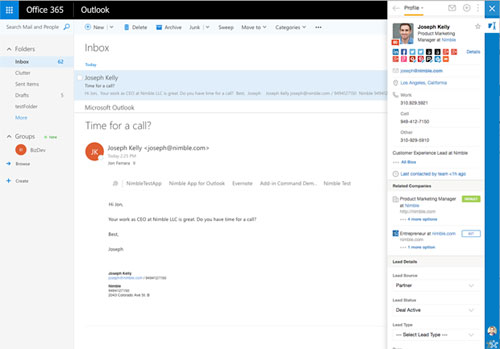 84828 500x349 small Nimble's Social CRM Finds Its Way Into Office 365