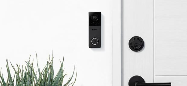 the august view is a wireless video-streaming doorbell for internet-connected smart homes