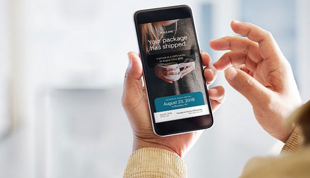 pitney bowes consumer connect addresses post-purchase customer experience