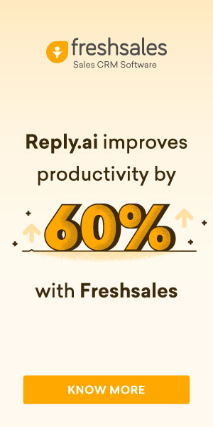 Freshsales - Reply.ai